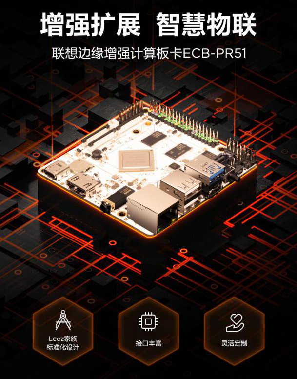 Equipped with Rockchip RK3568 chip, Lenovo launches a new series of smart IoT products for commercial use