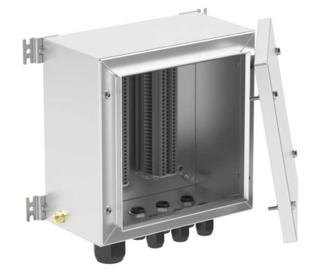 Pepperl+Fuchs' new stainless steel housing series strengthens its Ex e solution portfolio